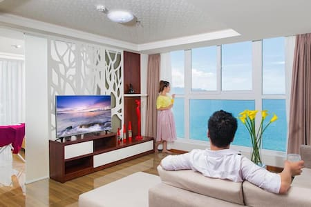 LUXURY 2 BEDROOMS APARTMENT SEAVIEW