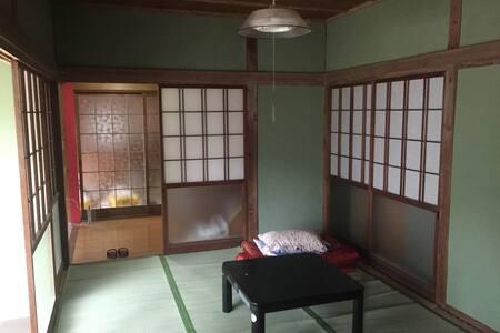Green & blue, close to Arita (A - 東彼杵郡 - Дом