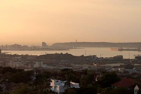 UKZN harbour view - Berea
