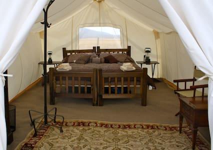 King Bed or 4 Twin - Yellowstone - West Yellowstone - Tenda
