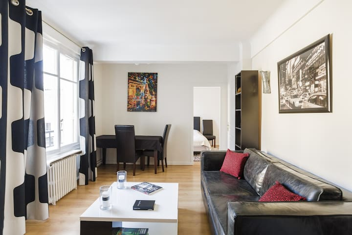 Entire apartment at Champs Elysées