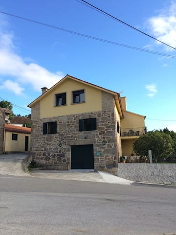 Typical House in a Galician Village - Pontevedra - Talo