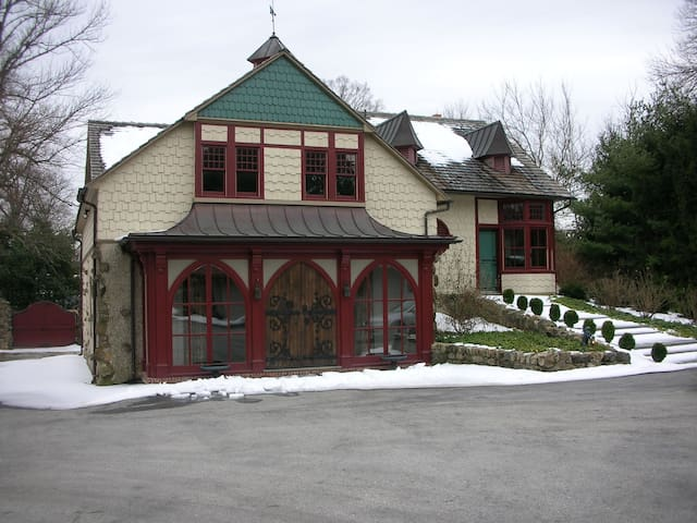 Briarcrest Estate Carriage House - Villanova