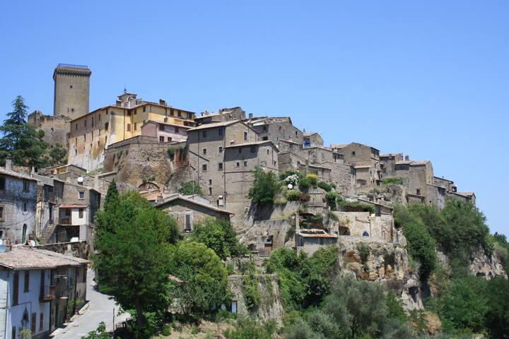 appartamento nel centro storico - Civitella D'agliano