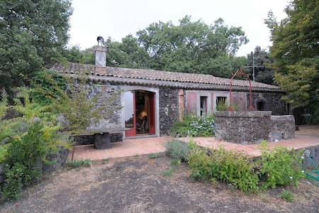 Charming house in the Park of Etna - Fornazzo - Villa
