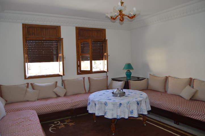 Traditionnal Appartment in Agadir