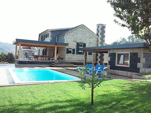Casa Família Silva - Mondim de Basto - House