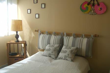 Chambre privée à Roquebrune CM - Roquebrune-Cap-Martin