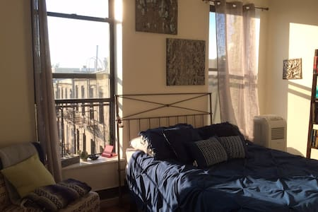Sunlit Room in Prime Park Slope - Brooklyn