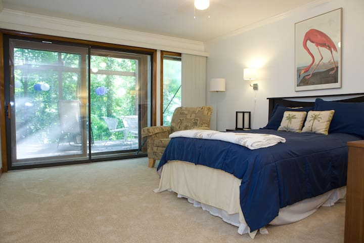 Lovely Suite in Greenbelt - Greenbelt - Daire