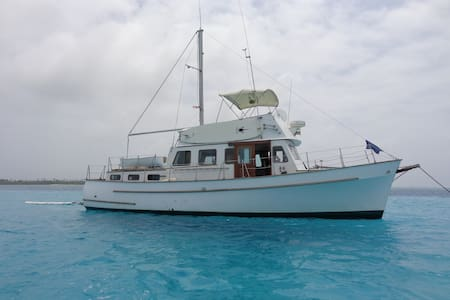 Boatstay Cartagena/Cholon/Rosarios - Carthagène
