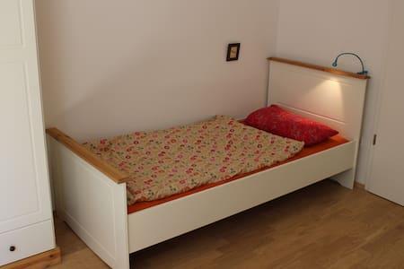 """Zimmer im Fünfseenland """"Weiss"""" - Gilching - Haus"""