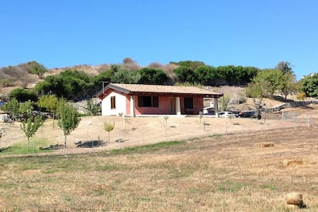 Farm house Sant'Alvara - Nulvi - Ev