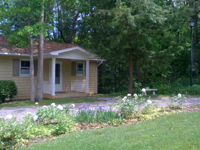 Julia & Mark's Guest House Retreat! - Johnson City - Bungalov