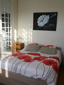 Chambre Salon en centre ville - Bed & Breakfast
