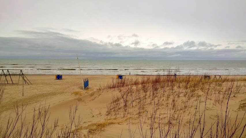 Nice flat in quiet place - Ventspils - Flat