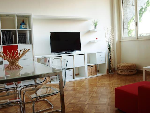Modern apartment in Crocetta
