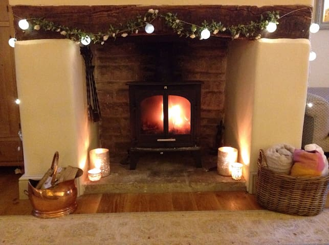 Perfect Christmas Dorset Cottage - Martinstown - Huis