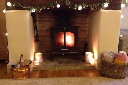 Perfect Christmas Dorset Cottage - Martinstown - Rumah