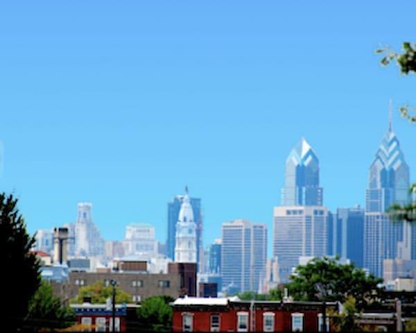 Industrial Loft-Pope's Philly Visit - Philadelphia - Loft