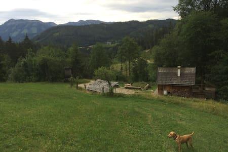 Holzknechthütte - Lunz am See