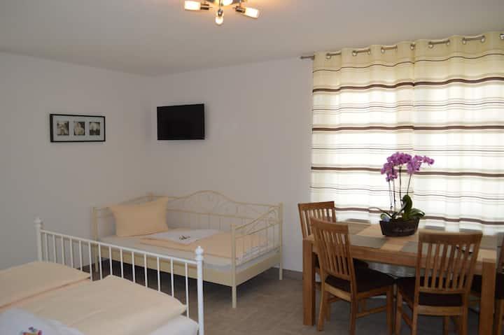 Apartment - Pension Marianna, (Rust), Nr. 6_Apartment bis 5 Erwachsene Erdgeschoss