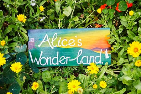 Alice's Wonderland Vegetarian BnB