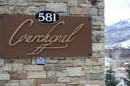 Courcheval Residence - 4BR Townhome #D