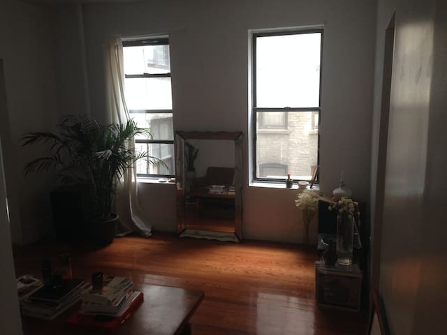 Large room in Williamsburg