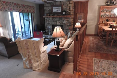 Cozy 2 Bedroom Mountain Condo - Blowing Rock