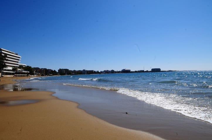 Аппартаменты 5 минут пешком от моря - Avsallar Belediyesi - Apartamento