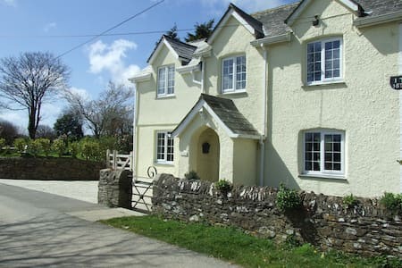 Newly Renovated Holiday Cottage - Saint Austell - Huis