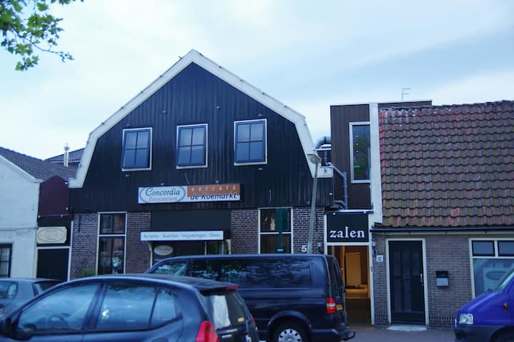 Accommodation near Amsterdam (Private room)