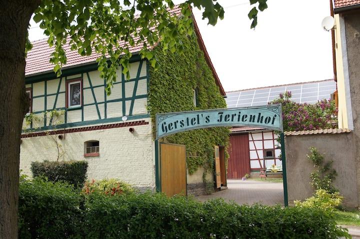 Gerstels-Ferienhof am Hainich