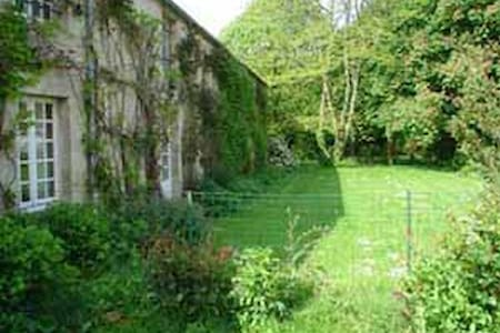Big annex in old manor - Géfosse-Fontenay
