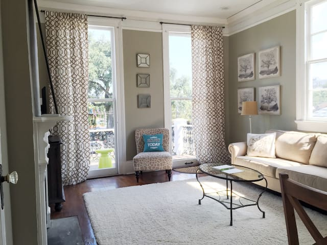 Charming Garden District Apartment - New Orleans - Apartemen