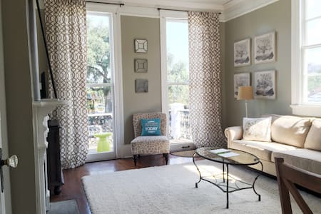 Charming Garden District Apartment - นิวออร์ลีนส์ - อพาร์ทเมนท์