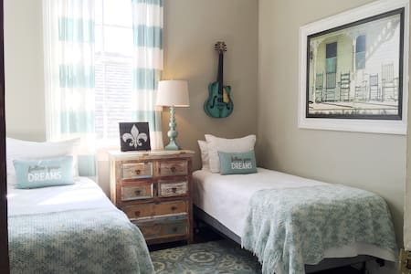 Charming Garden District Apartment - New Orleans - Apartment