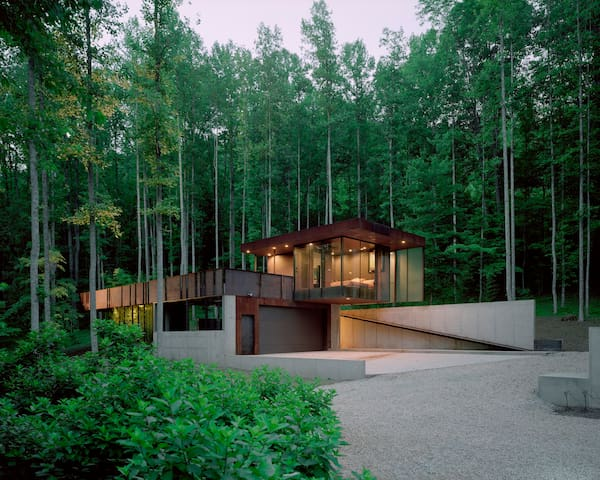 Tree House [modern] - Rabun Gap - Pension