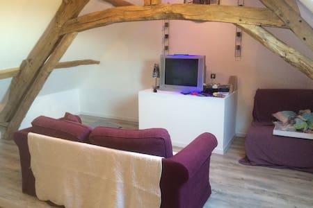 Chambre d'hôtes 10 min de Beauvais - Montreuil-sur-Thérain - Hus