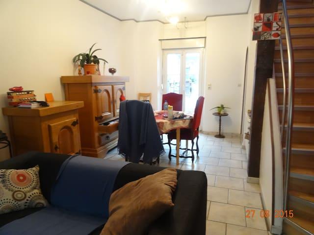 My Sweet Home / Ma petite Bicoque - Herserange - Ev