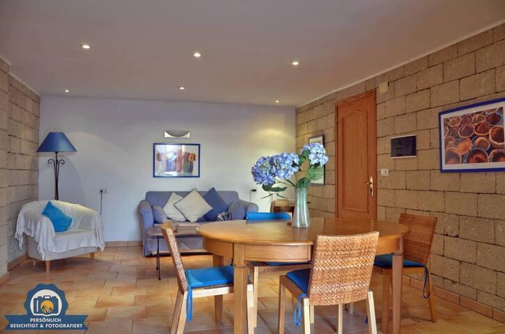 Finca Castillo Apartment Uranus - Guía de Isora - Apartamento