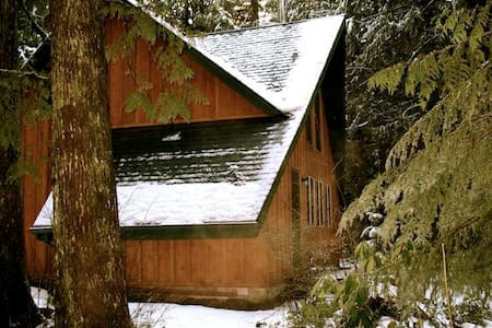 Snow Drift Cabin   Hottub/Wifi - Rhododendron