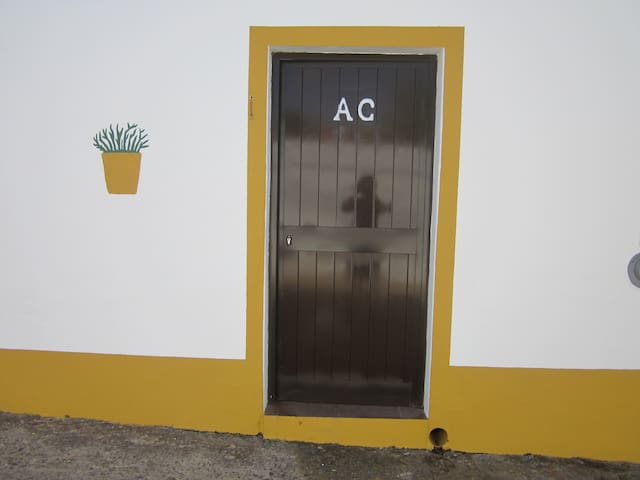 Casa de Aldeia rustica - Brinches - Vila