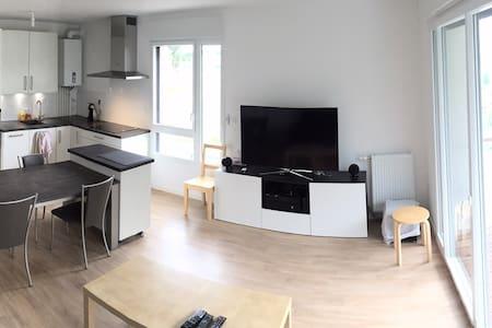 Logement agréable lumineux et calme - Le Rheu - 公寓