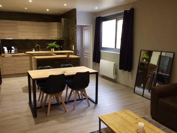 Moderne et spacieux en plein coeur de Dijon