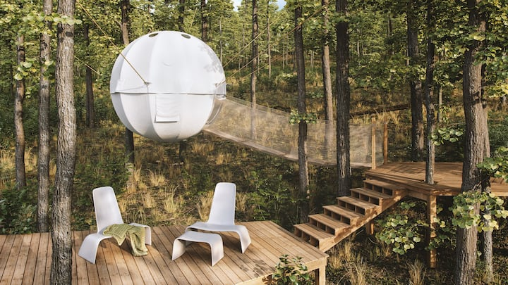 Boone Cocoon - Glamping Elevated