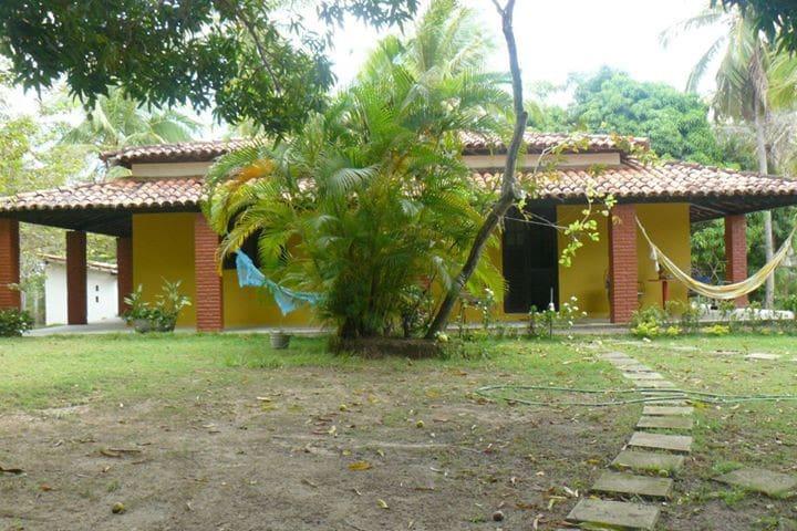 Casa em sítio, litoral Norte Bahia - Camaçari - House