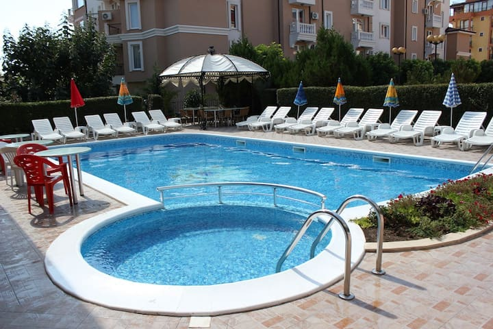Double room - Sveti Vlas - Bed & Breakfast