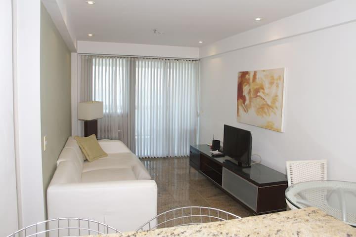 Flat Confortável e o  mar em frente - Rio de Janeiro - Apartment